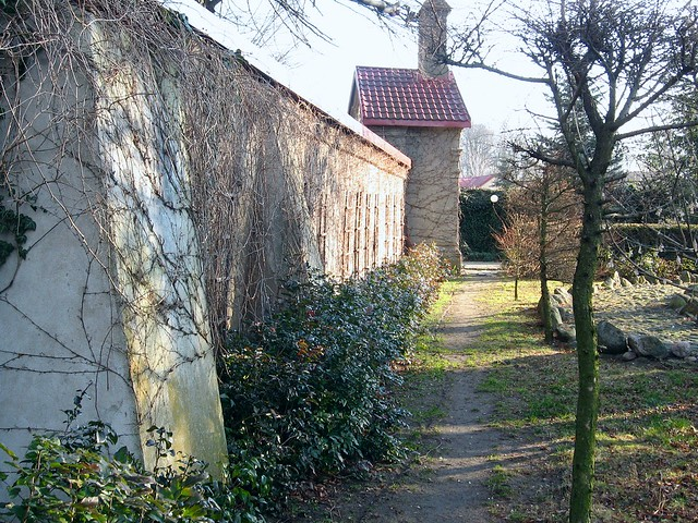 klasztorne mury
