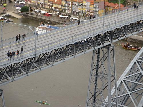 Ponte Luis I by treboada