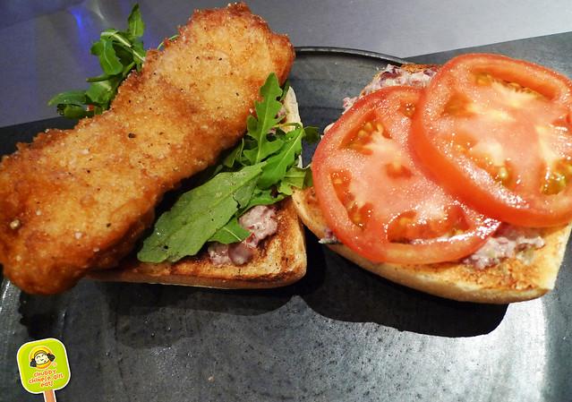 abc cocina - crispy fish sandwich
