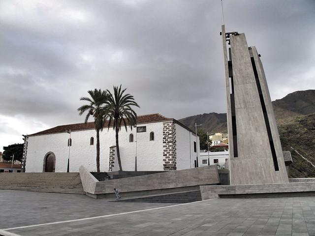 reharq_adeje_museo sacro_intervencion plaza_patrimonio_canarias