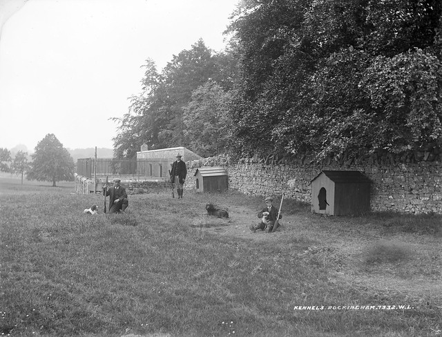 The Kennels at Rockingham Estate