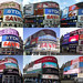Piccadilly Circus 2006-2014 by billy.hicks88