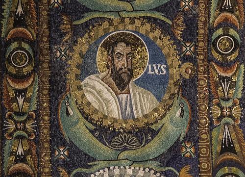 St Paul in Ravenna