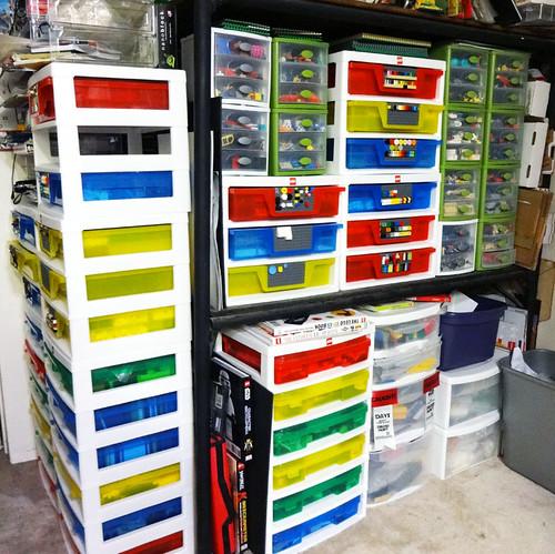 LEGO Room 1