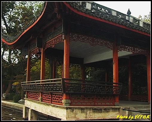 杭州 西湖 (其他景點) - 178 (白堤上的西湖十景之 平湖秋月)