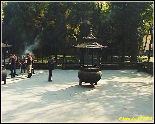 杭州 飛來峰景區 - 043 (靈隱寺)