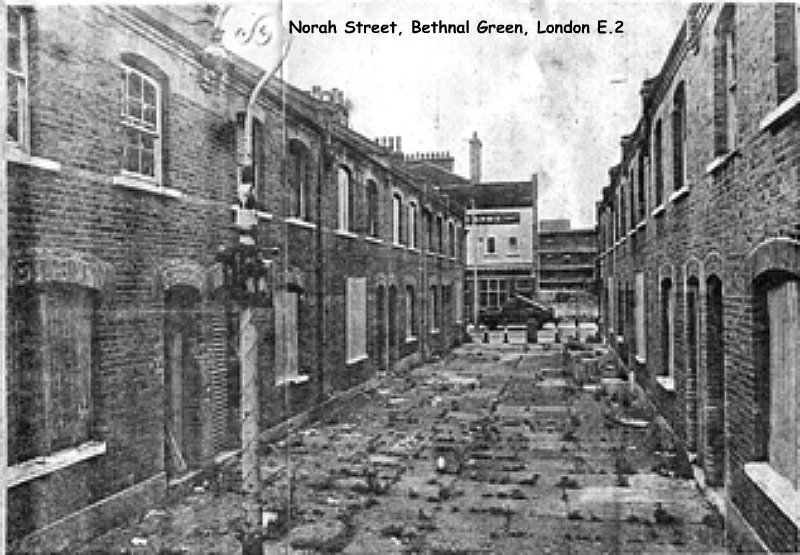The End of Norah Street