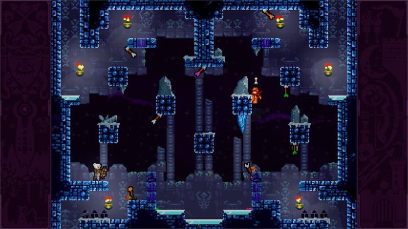 TowerFall Ascension on PS4