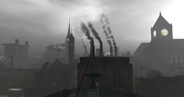 The Fog of Industry