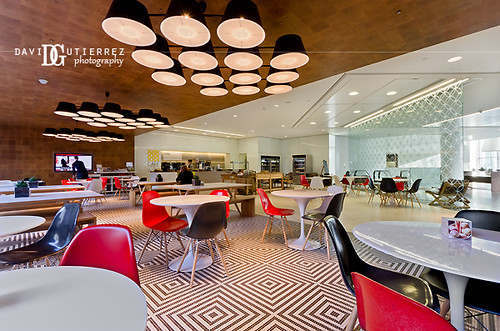 London Cafeteria Interior Design by david gutierrez [ www.davidgutierrez.co.uk ]