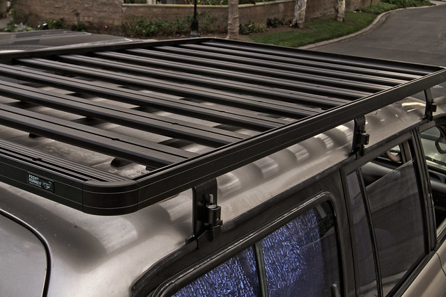 Now We Have The Front Runner Slimline II Roof Rack Fully Installed And  Ready To Add Accessories! Its Almost A Shame To Add Anything As It Is So  Clean, ...