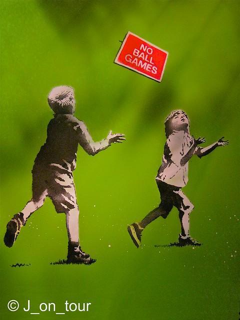 Banksy nostalgia 2009 ... GJC_IMG_1033