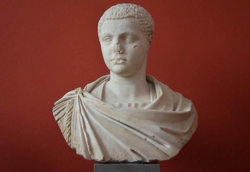 Teenage Emperor Elagabalus, AD 218-222, Ny Carlsberg Glyptotek, Copenhagen