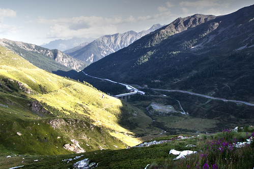 Col du Grand Saint-Bernard, Italie