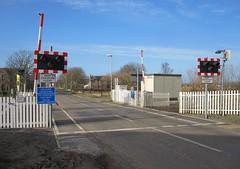 Halkirk level crossing