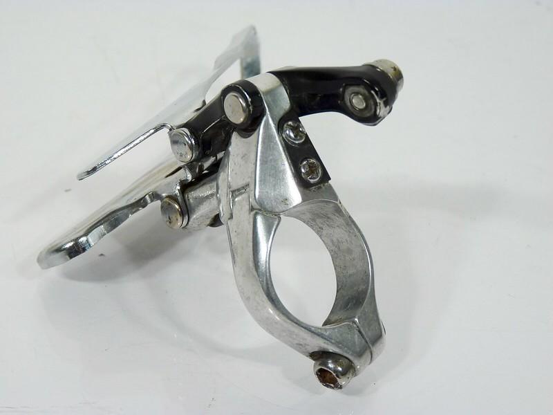 Shimano LX FD-M550 28,6mm Umwerfer_02
