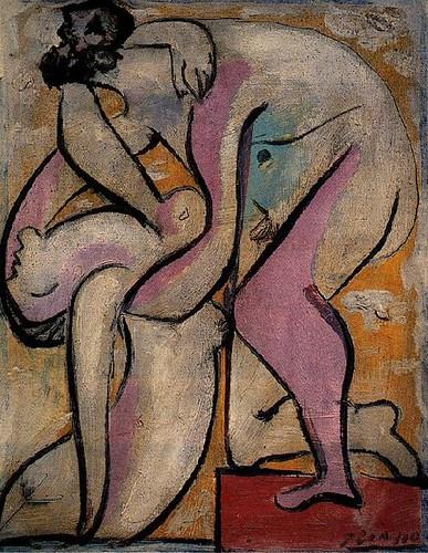 Pablo Picasso - 1932 Le sauvetage1