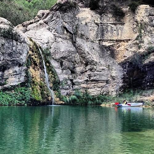 Barranco de la Encantada, Alifornia-Alicante.
