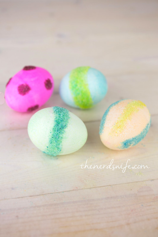 Sugar Decorated Easter Eggs-15