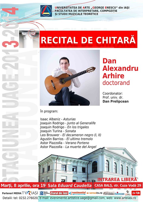 2014.04.08.Recital chitara
