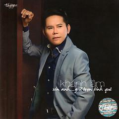 Khánh Lâm – Xin Anh Giữ Trọn Tình Quê (2014) (MP3) [Album]