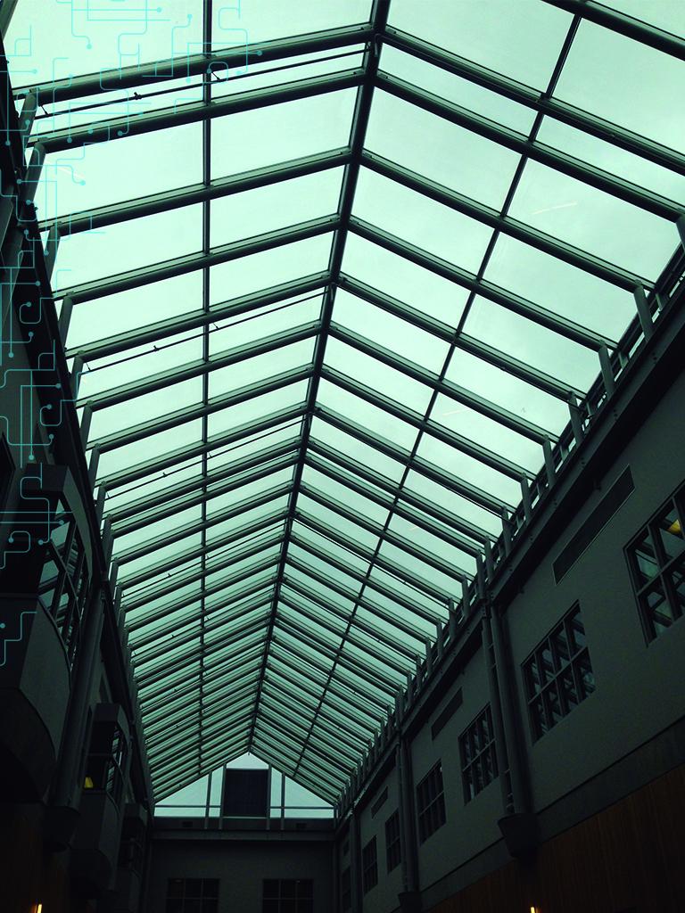 O prédio da KPU