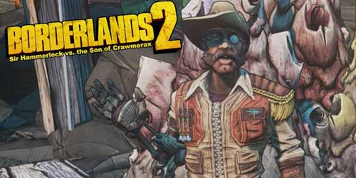 Borderlands 2: Sir Hammerlock Versus the Son of Crawmerax - Cheats