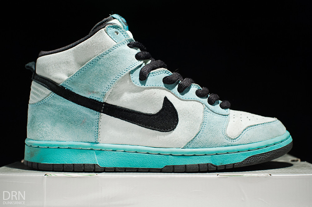 Sea Crystal Dunk SB.
