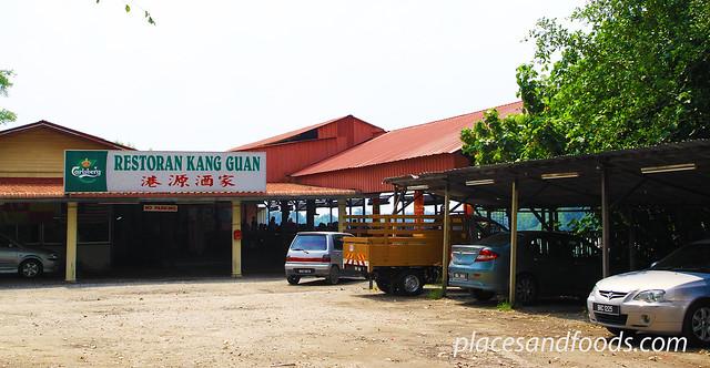 kang guan carey island