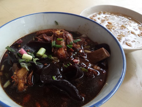 Ivy's Hainanese Herbal Mutton Soup
