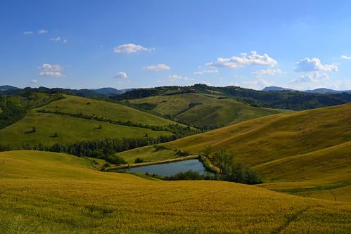 italy landscape nikon italia hills colline pianoro d3100