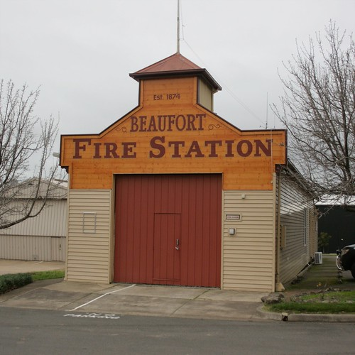 Beaufort Fire Station