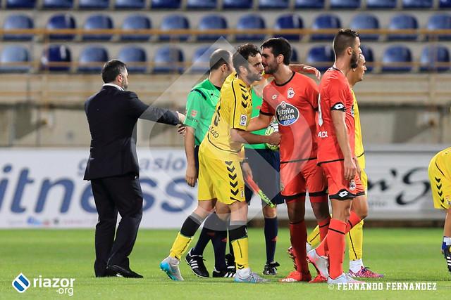 Pretemporada 15/16. Oviedo - R.C.Deportivo