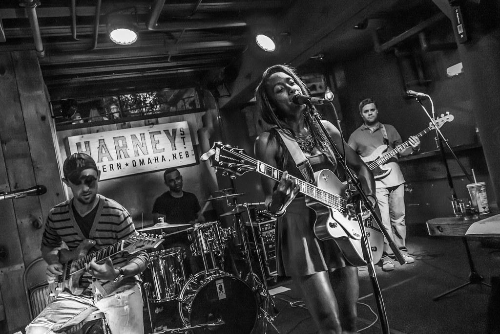 CJ Mills | Harney Street Tavern | 8/7/2015