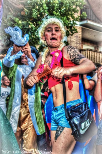 Carnaval de verano 2015