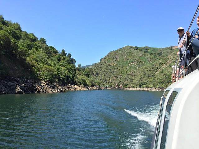 Ribeira Sacra - Catamaran