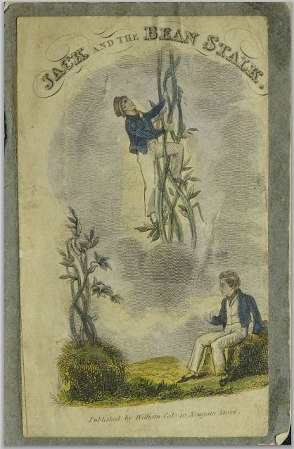 Jack and the bean-stalk: with an elegant engraving, 1830
