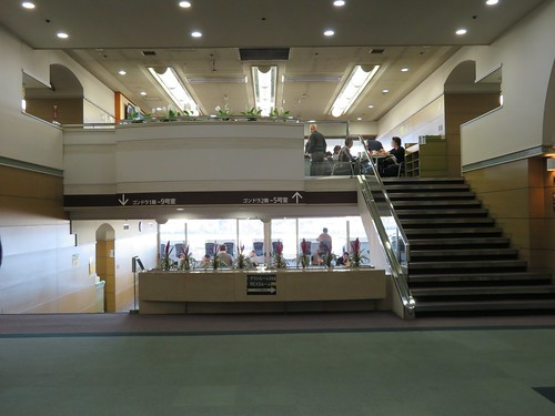 中山競馬場のゴンドラ指定席の構造