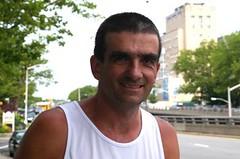 Účastník 3 100 mil dlouhého závodu bude besedovat v Praze