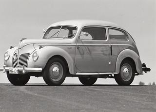 """Ford Taunus Spezial (1949) """"Buckeltaunus"""" G73A"""