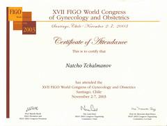xvii-figo-congress-certificate