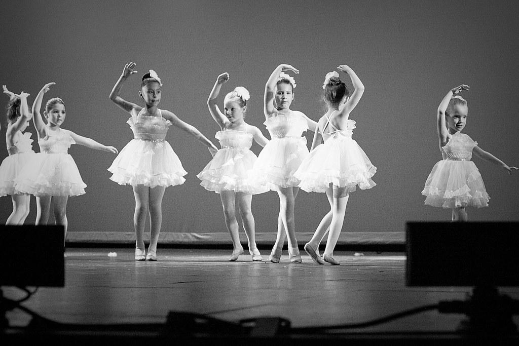Aliyah's Ballet Recital
