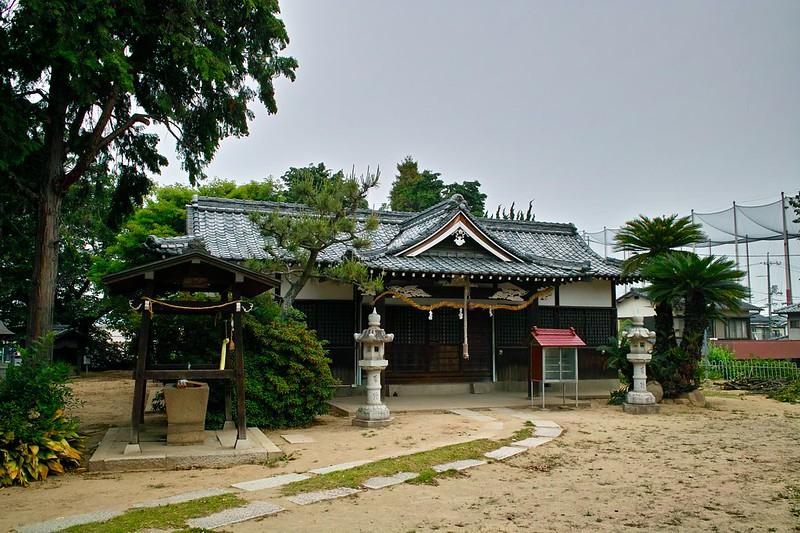 穴場神社 #5