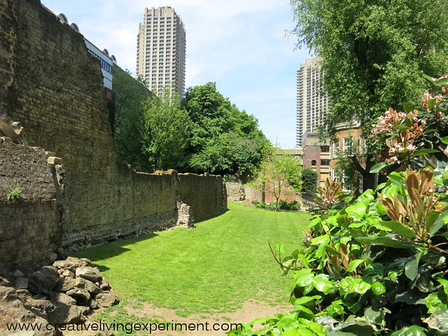 Roman Ruins (London Wall)