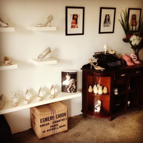 Harvey Patrick Bridal Shoes