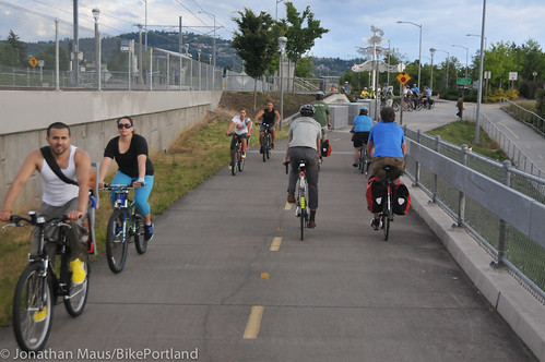 I-205 Path Ride - Pedalpalooza-45