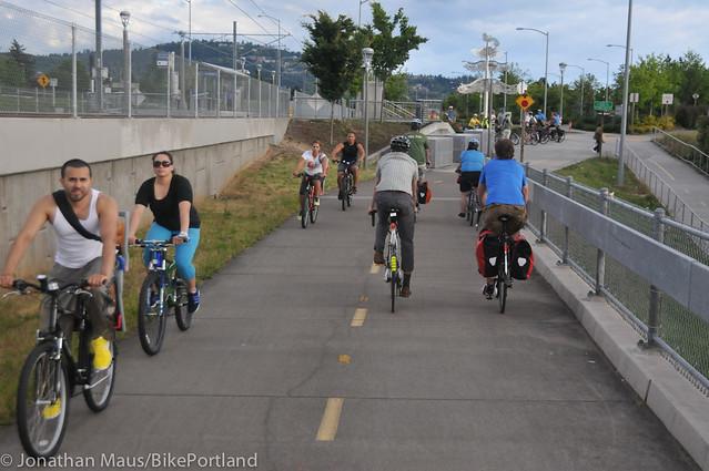 I-205 Path Ride - Pedalpalooza-45