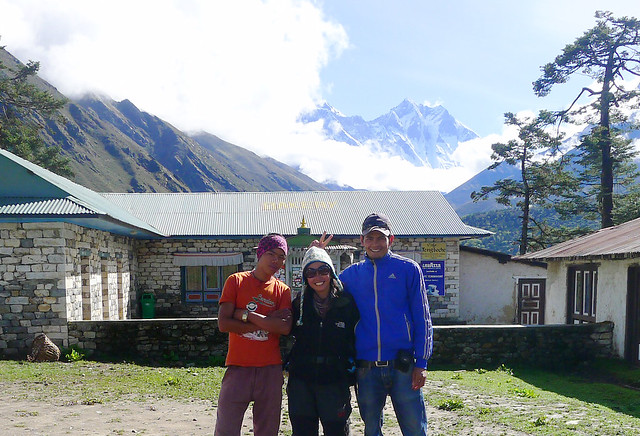 in Tengboche on the Everest Base Camp trek by gina sales, on Flickr