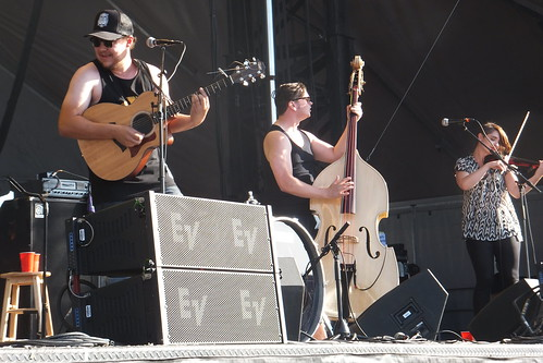 Ilvekyo at Ottawa Bluesfest 2013