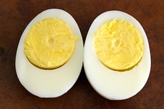 12-minute hard boiled egg